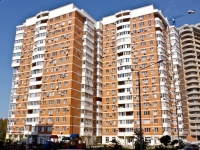 Krasnodar, Klara Luchko Blvd, house 6. Apartment house