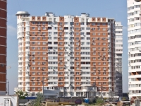 Krasnodar, Klara Luchko Blvd, house 8. Apartment house