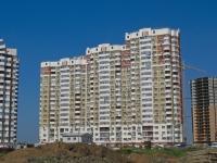 Krasnodar, Klara Luchko Blvd, house 11А. Apartment house