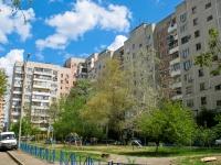Краснодар, улица Думенко, дом 10. многоквартирный дом