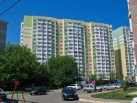 Krasnodar, Kalinin st, house 13 к.60. Apartment house