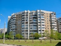 Krasnodar, avenue Chekistov, house 8. Apartment house