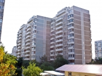 Krasnodar, avenue Chekistov, house 9. Apartment house