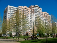 Krasnodar, Chekistov avenue, house 24/1. Apartment house
