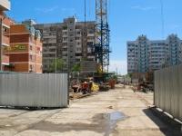 Краснодар, Чекистов проспект, дом 26 ЛИТ 3. строящееся здание