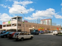 Krasnodar, Chekistov avenue, garage (parking)