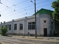 Краснодар, спортивная школа СДЮСШОР №1, улица Горького, дом 106