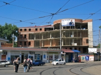 Krasnodar, Gorky st, house 118/СТР. building under construction