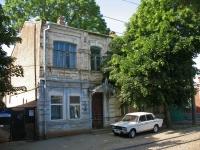 Краснодар, улица Горького, дом 168. многоквартирный дом