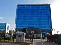Краснодар, улица Короткая, дом 12. офисное здание