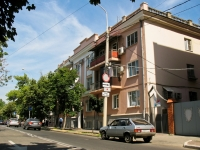 Krasnodar, Apartment house ­, Krasnaya st, house 12