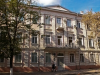 Krasnodar, Krasnaya st, house 23. Apartment house