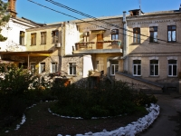 克拉斯诺达尔市, Krasnaya st, 房屋 103. 医院