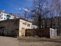 Краснодар, улица Красная, хозяйственный корпус