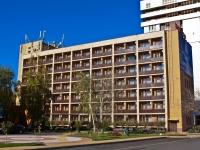 Краснодар, улица Кубанская набережная, дом 5. гостиница (отель) Екатерининский