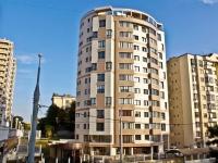 Краснодар, улица Кубанская набережная, дом 6. многоквартирный дом