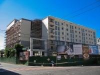 Краснодар, улица Мира, дом 33. гостиница (отель) Hilton Garden Inn, ресторанно-гостиничный комплекс