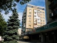 Краснодар, улица Мира, дом 35. жилой дом с магазином