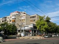 Краснодар, улица Мира, дом 44. жилой дом с магазином