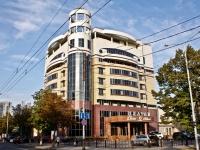 Краснодар, улица Октябрьская, дом 16. гостиница (отель) Платан Южный