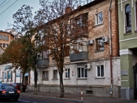 Краснодар, улица Октябрьская, дом 64. многоквартирный дом