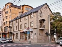 Краснодар, улица Октябрьская, дом 68. офисное здание