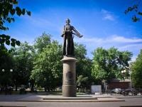 克拉斯诺达尔市, 纪念碑 А.В. СуворовуOktyabrskaya st, 纪念碑 А.В. Суворову