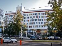 Краснодар, улица Постовая, дом 18. поликлиника Городская №26