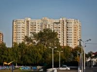 Краснодар, улица Постовая, дом 23. многоквартирный дом