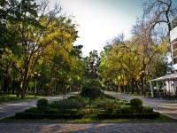Krasnodar, park Городской сад, Postovaya st, house 34