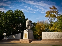 Krasnodar, monument Освободителям КраснодараPostovaya st, monument Освободителям Краснодара