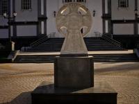 克拉斯诺达尔市, 纪念碑 Крест в честь Кирилла и МефодияPostovaya st, 纪念碑 Крест в честь Кирилла и Мефодия