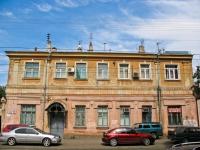 Краснодар, улица Коммунаров, дом 17. многоквартирный дом