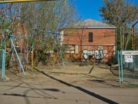 Krasnodar, Kommunarov st, house 116. vacant building