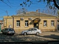 Krasnodar, Kommunarov st, house 118. multi-purpose building