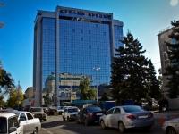 Краснодар, улица Орджоникидзе, дом 46. офисное здание