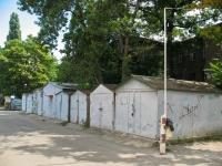 Краснодар, улица Орджоникидзе. гараж / автостоянка