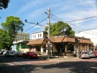 "Краснодар, улица Рашпилевская, дом 45. кафе / бар ""Трапеза"""