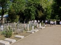 Краснодар, Всесвятское кладбищеулица Рашпилевская, Всесвятское кладбище