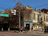 Krasnodar, Karasunskaya st, house 77А. Apartment house with a store on the ground-floor