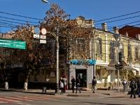 Краснодар, улица Карасунская, дом 77А. жилой дом с магазином