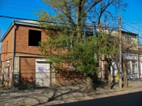 Краснодар, улица Чапаева, дом 95. неиспользуемое здание