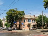 Краснодар, улица Советская, дом 51. многоквартирный дом