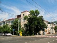 Краснодар, улица Пушкина, дом 63. многоквартирный дом