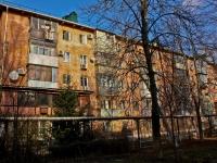Краснодар, улица Бургасская, дом 21. многоквартирный дом