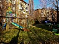 Краснодар, улица Бургасская, дом 23А. многоквартирный дом