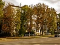 Krasnodar, Dimitrov st, house 122. Apartment house