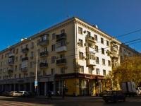 Краснодар, улица Головатого, дом 115. жилой дом с магазином