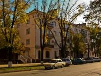Krasnodar, Khakurate st, house 1. Apartment house with a store on the ground-floor