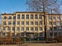 Краснодар, улица 2-я Пятилетка, дом 12. гимназия №40